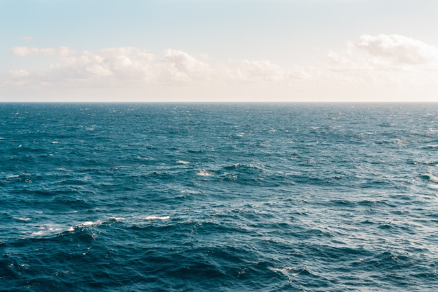 why ocean taste salty by the desire life @yashblog